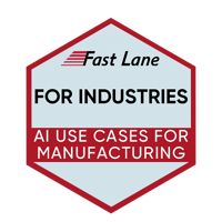AI Use Cases for Manufacturing