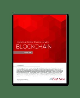 Enabling Digital Business with Blockchain Thumbnail